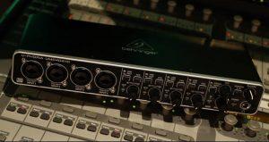 BEHRINGER Audio Interface 4-Kanal UMC404HD Review