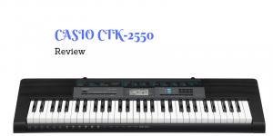 Casio CTK-2550 Bewertung