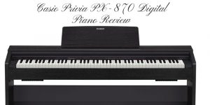 Casio Privia PX-870 Digitalpiano Bewertung