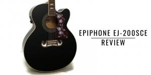 Epiphone EJ-200SCE Bewertung