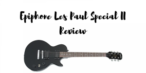 Epiphone Les Paul Special II Bewertung