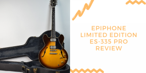 Epiphone Limited Edition ES-335 PRO Bewertung