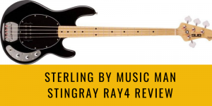 Sterling von Music Man StingRay Ray4 Review
