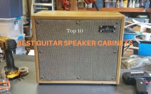 Top 10 der besten Gitarren-Lautsprecher für das Geld 2020 Bewertungen