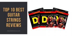 Top 10 der besten Gitarrensaiten im Jahr 2020 Reviews & Buying Guide