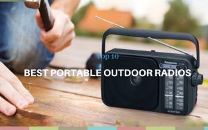 Top 10 der besten tragbaren Outdoor-Radios im Jahr 2020 Bewertungen