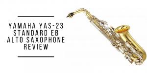 Yamaha YAS-23 Standard Eb-Altsaxophon Bewertung