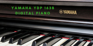 Yamaha YDP 163B Digital Piano Bewertung
